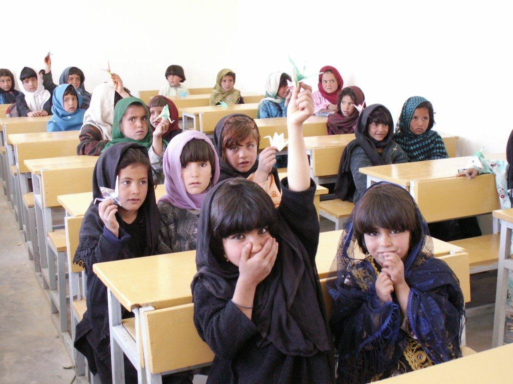 Help Support Kids 4 Afghan Kids Schools