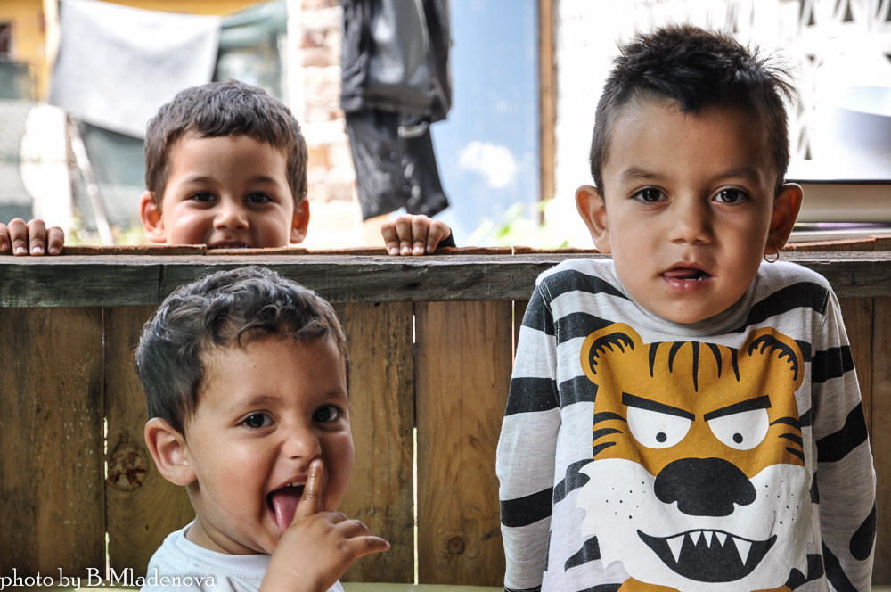 Support centre for Roma kids in Bulgaria