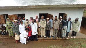 Members of the Bafmen Fulani Community
