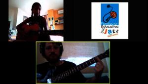 Guitar virtual lessons