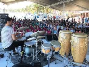 FEDUJAZZ Jazz Festival Workshop