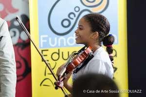 FEDUJAZZ music workshops for children