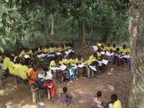 Club P.A.N.  nature classroom