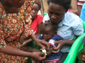 Help mothers fight malnutrition among children