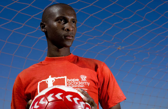 Football to address fatherlessness in South Africa