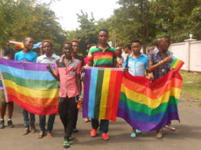 Help us fight for LGBT+ rights in Tanzania