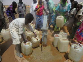 Help us Bring Water into our 5 New Villages!