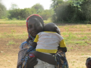 No one is helping families in Darfur's Villages