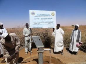 Handpump Built Last Year in Al Sahil Village