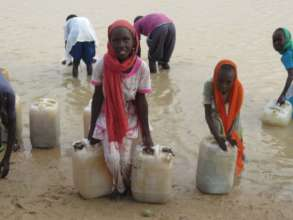 Many Children don't have access to Clean Water