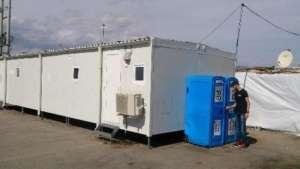Child-friendly latrines at Hope School