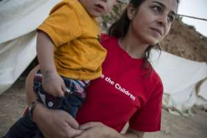 Thank You from Save the Children