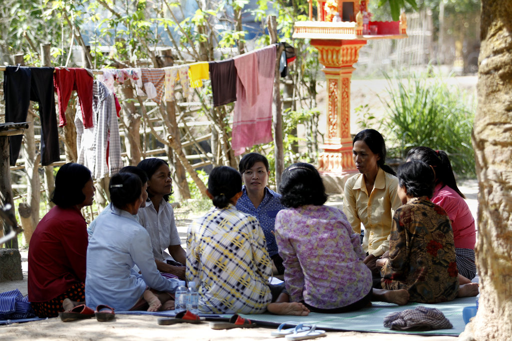 Bring Mental Health Care to Cambodians