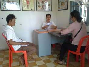 Mental health care set up by TPO in rural center