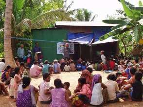 Mental Health Awareness raising by TPO in village