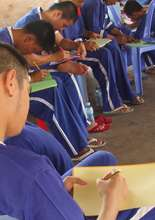 TPO also provides care and support to prisoners.
