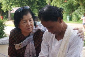 TPO provides support to Khmer Rouge survivors