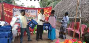 Relief to Beruvi victims