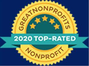 Great nonprofit badge