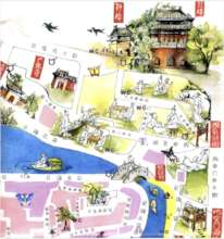 The first Green Map in China was made in Beijing