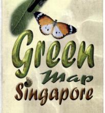 The original Singapore Green Map, 2002