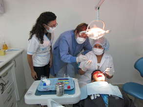 Dental Hygiene Training at Smiles Forever Clinic