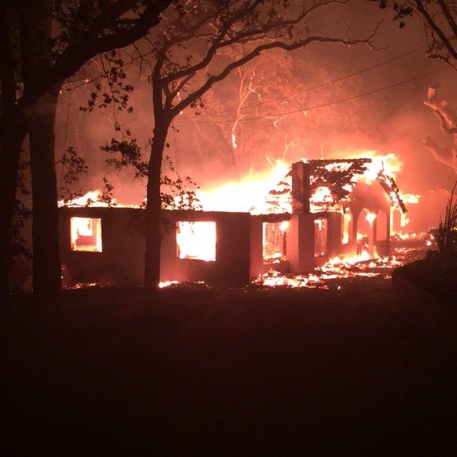 California Wildfires Response Fund