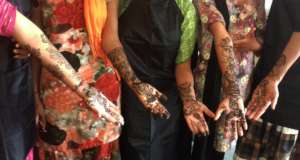 Traditional Mehndi Makeup Competition