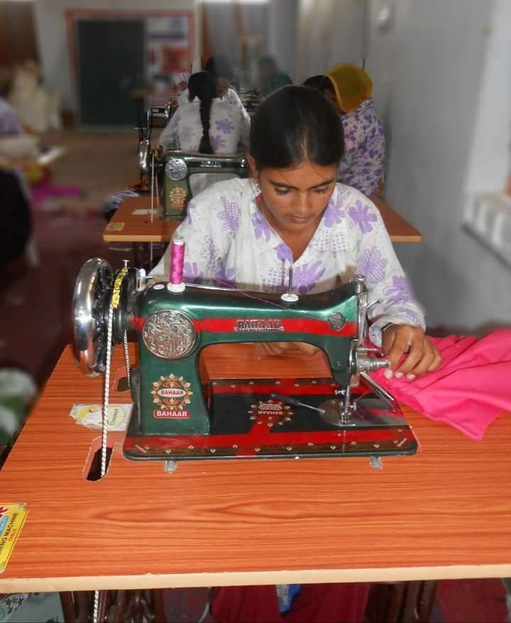 Build Bright future for 750 marginalized Girls