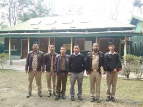 Garo Frontline Staff Trainning