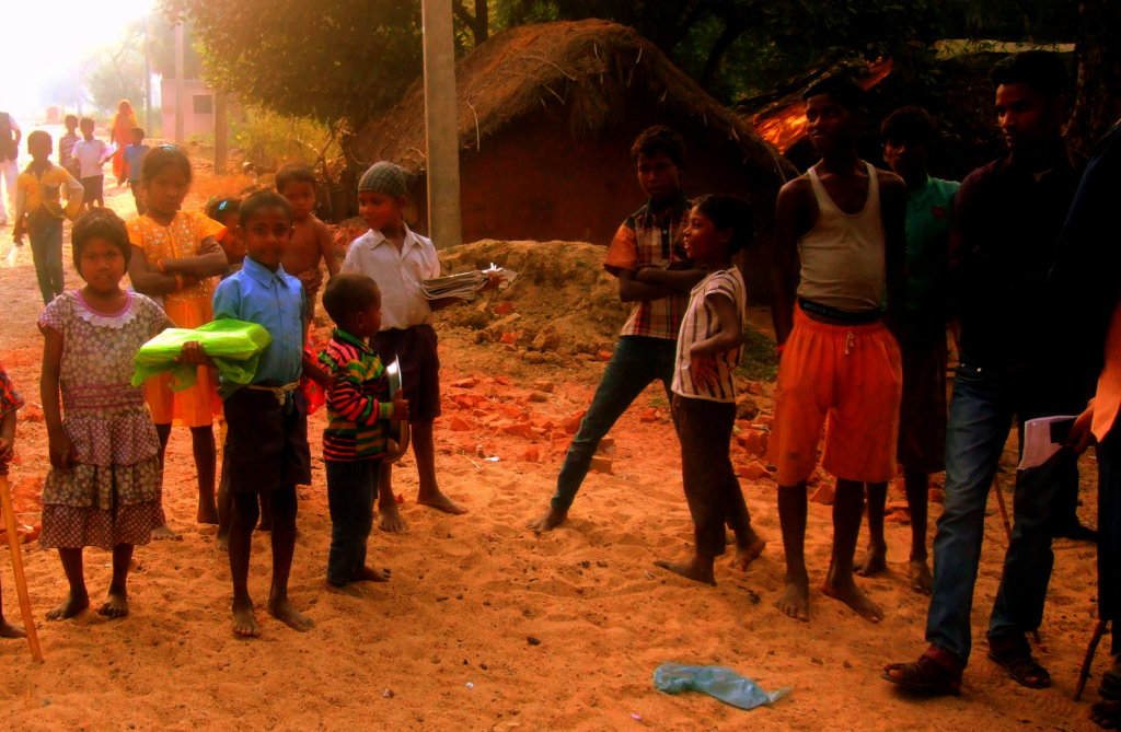 The mountain man's village school