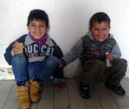 Let's Help Syrian Refugee Children in Serbia Now!