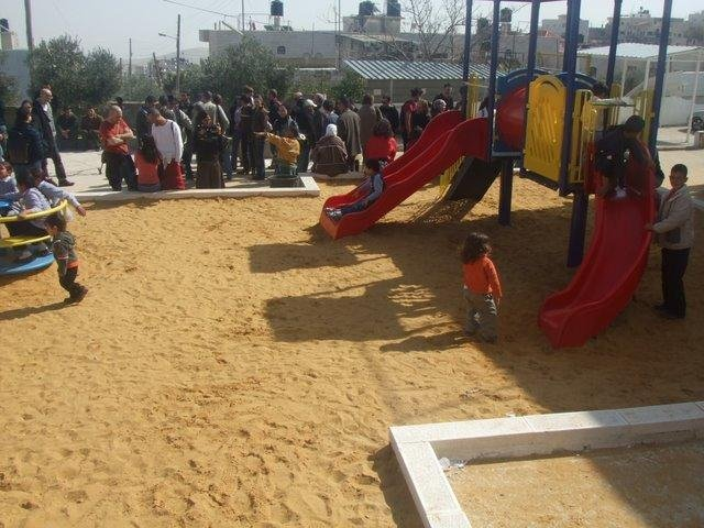 Abir's Garden Playgrounds for a Safe Place to Grow