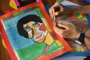Interpreting the cubist style
