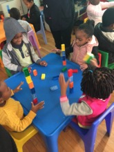 Balancing blocks and building towers