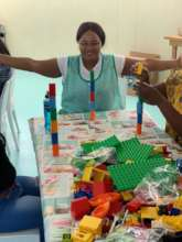 Wonderland Educare teacher at a previous training