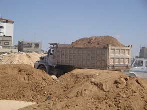 Unloading the Mixture of Sand and Clay (2009)
