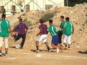 Soccer Game Rachel Corrie Ramadan Tournament(2009)