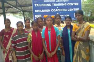 A group of tribal Beneficiaries