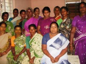 Women in skill training