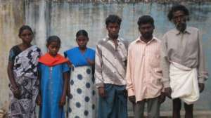 Ms.Puspha a tribe girl is victim and her family