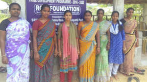 A group of beneficiaries