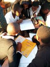 Group work in Dodoma