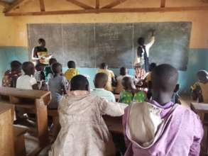 Lesson at the FGM safe house