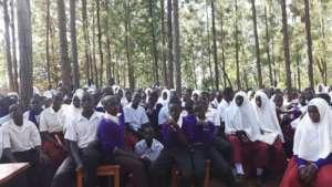Debate at Tunamkumbuka