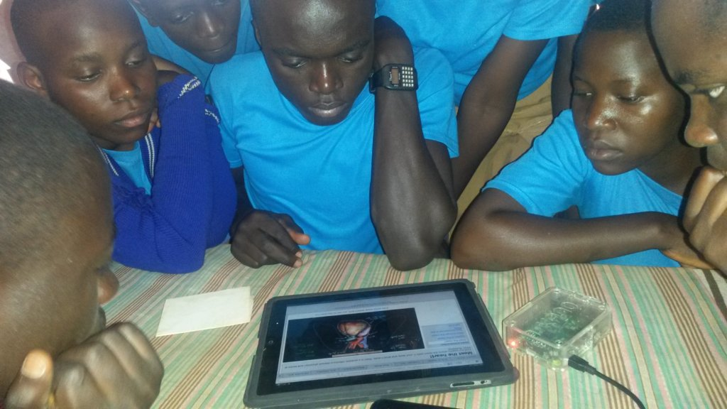 Transforming Tanzanian schools with Technology