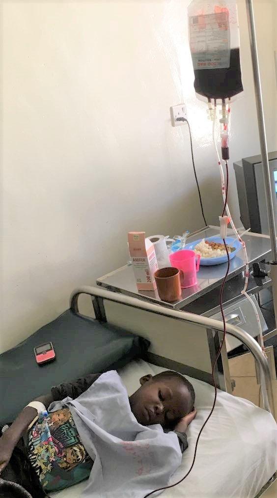 Urgent Medical Help Is Saving Lives in Kenya