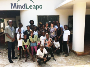 MindLeaps Guinea Center in Conakry