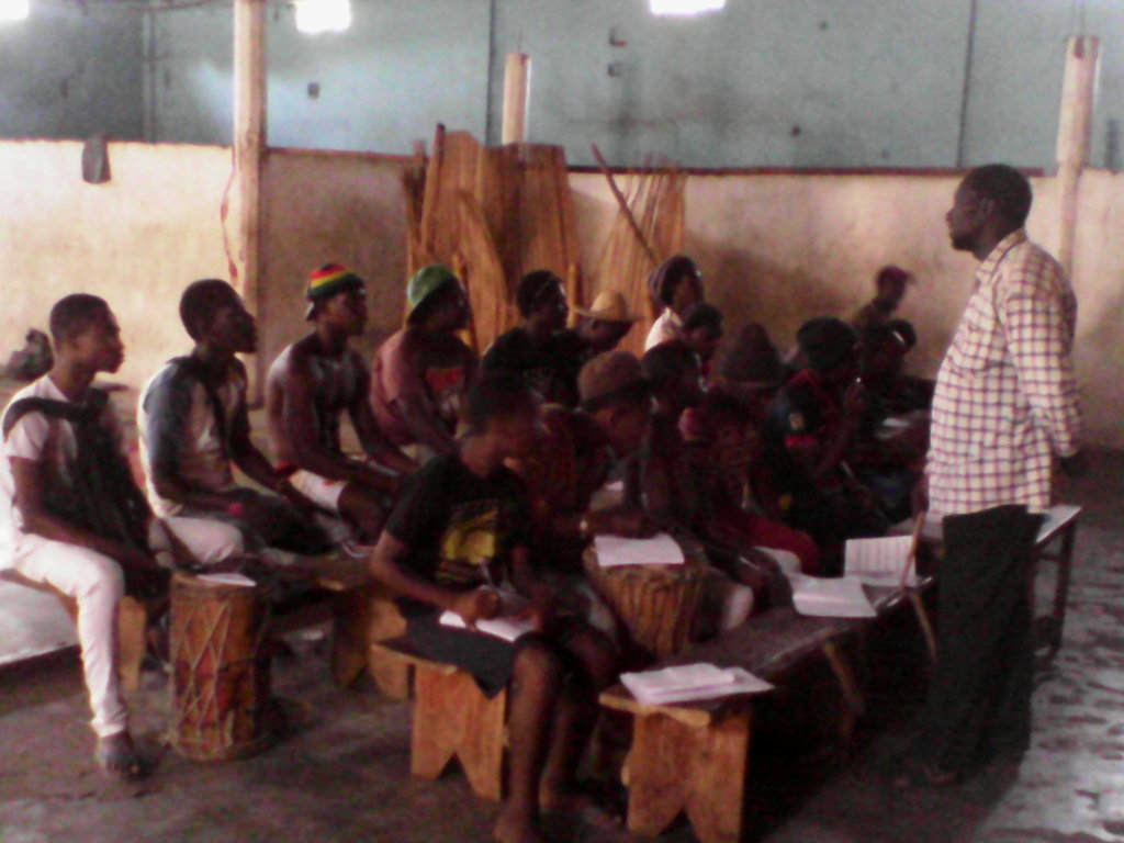 Help 250 Youth Recover From Ebola in Guinea