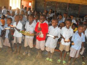 Activities in the schools